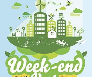 Week-end vert à Joué-lès-Tours! (18-19 avril, parc de la rabière)