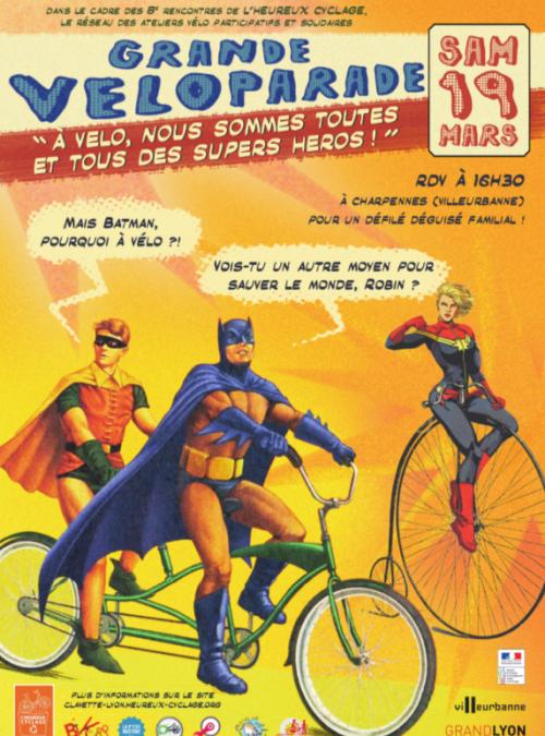 8èmes rencontres de L'Heureux Cyclage!