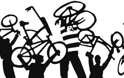 La vélorution, c'est reparti pour un Tours !